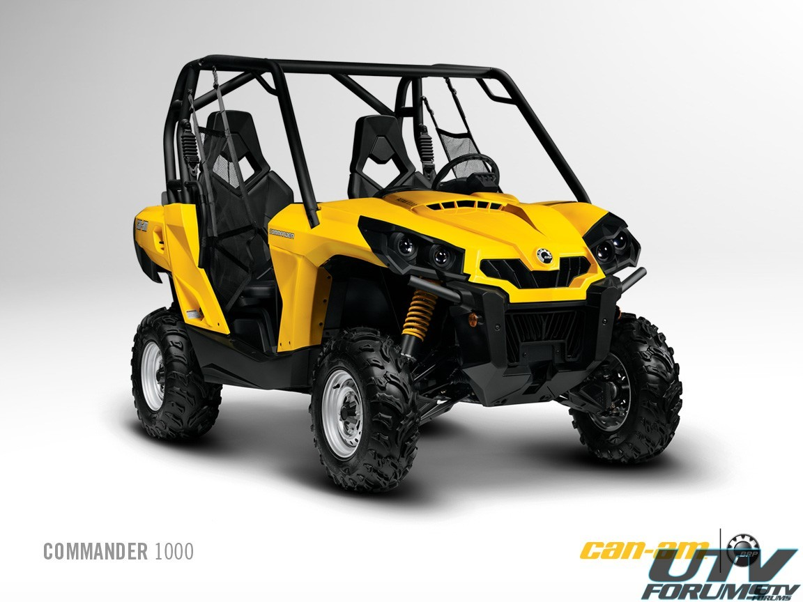 can am commander 1000 2012 utv forums. Black Bedroom Furniture Sets. Home Design Ideas