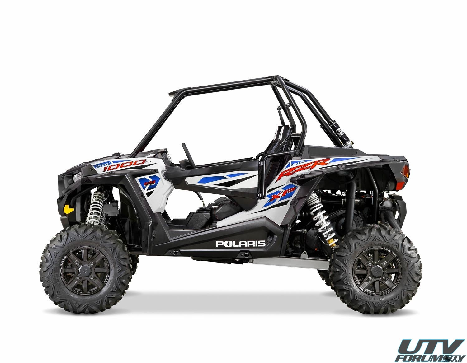Polaris RZR XP 4 900 Liquid Silver (2012)