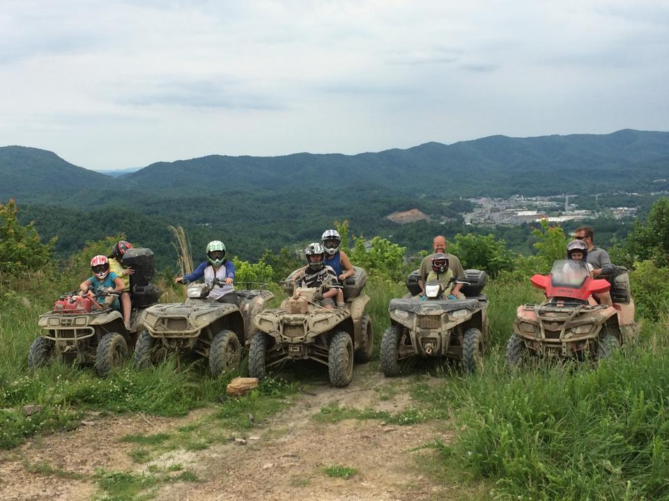 Support for a new OHV trail system in Bell and Knox County, KY