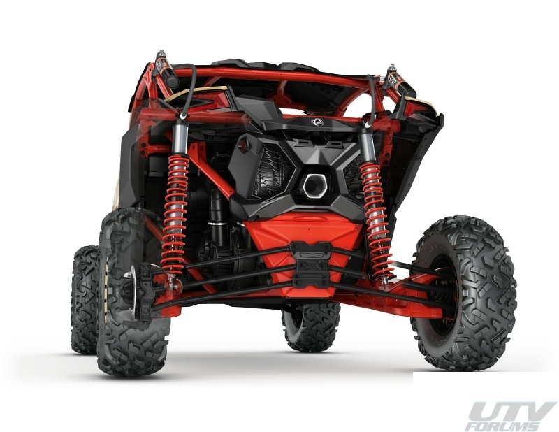 Can Am Maverick X3 Xrs Turbo R 12