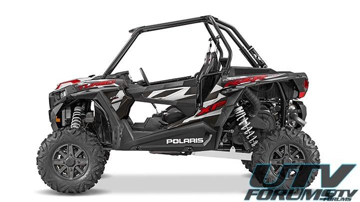 2016 Polaris XP Turbo