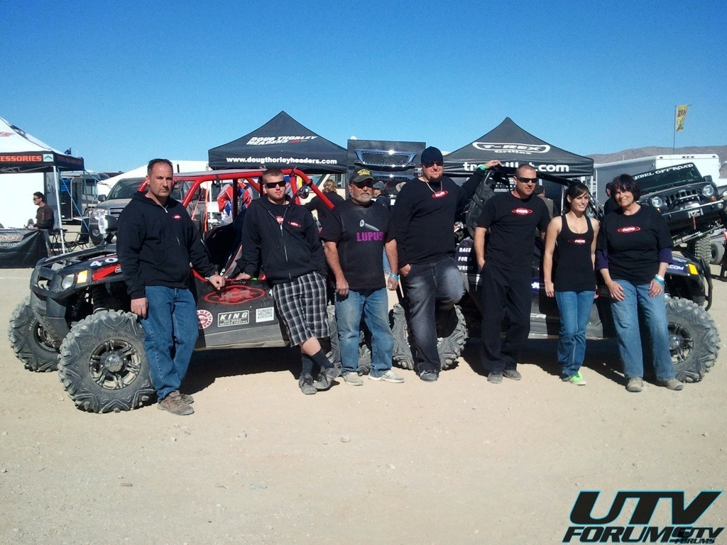 2011 King Of The Hammers UTV Results